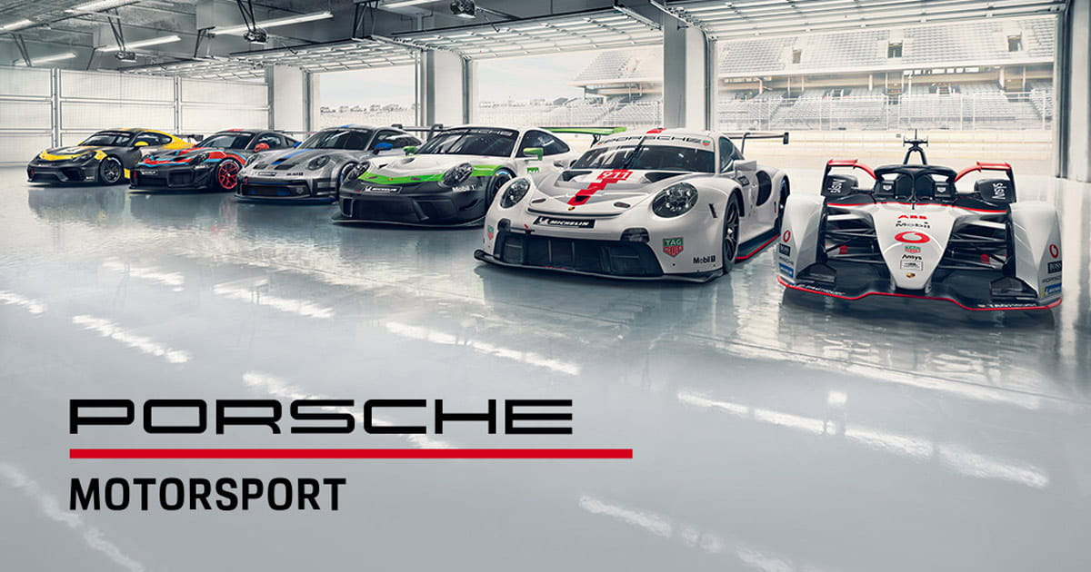 Porsche Motorsport Hub   Porsche Motorsport Hub